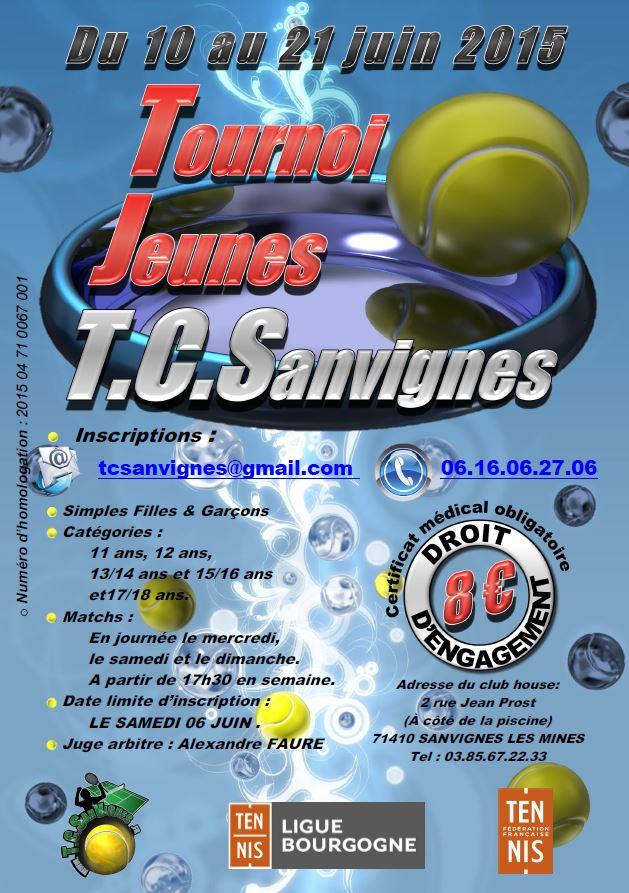 2015 05 26 Affiche tournoi jeunes 2015