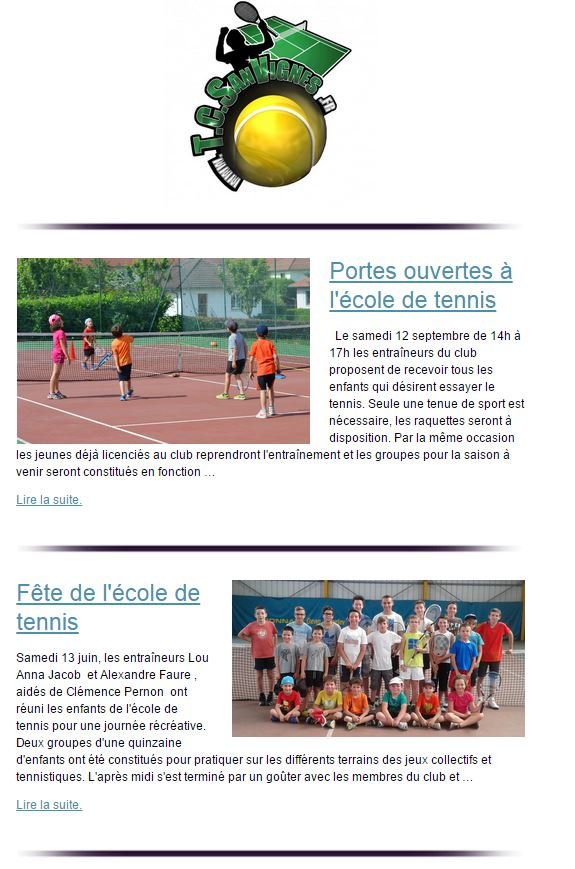 20150908 Exemple Newsletter